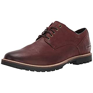 Cole Haan Men's Nathan Plain Oxfordford Oxford, Dark Brown, 7 M US