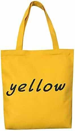 e0ceb7ac1b89 Shopping Canvas - Yellows - Totes - Handbags & Wallets - Women ...