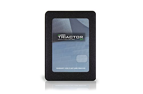 Mushkin TRIACTOR-3D - Internal Solid State Drive (SSD) - 2.5 Inch - SATA III - 6Gb/s - 3D Vertical TLC - 7mm (510GB)
