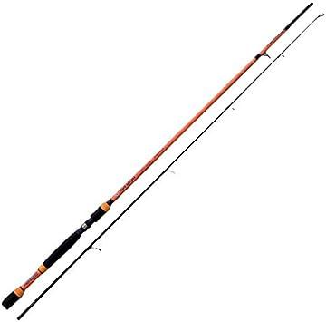 SHIZUKA SH1400 2.40 m 10-35 g Cañas de Spinning Pesca Rio Señuelos: Amazon.es: Deportes y aire libre