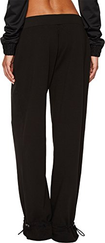 PUMA Women's Fenty Gathered Ankle Sweatpants Cotton Black X-Small by PUMA (Image #2)