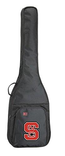 NCAA Collegiate Bass Guitar Bag - North Carolina State Wolfpack by Spirit Straps