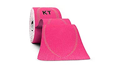 KT Tape Pro Kinesiology Therapeutic Sports Tape, 20 Precut 10 inch Strips