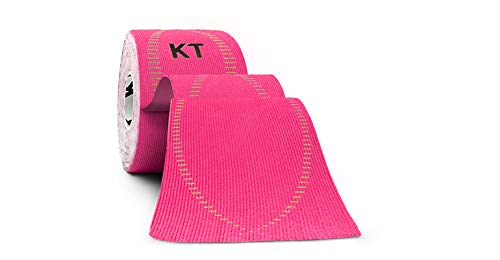 KT Tape Pro Kinesiology Therapeutic Sports Tape, 20 Precut 10 inch Strips, Latex Free, Water Resistance, Pro & Olympic Choice