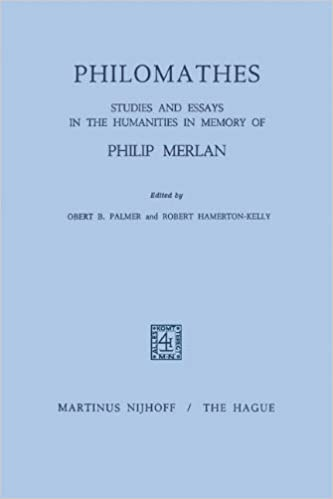 com philomathes studies and essays in the humanities in  philomathes studies and essays in the humanities in memory of philip merlan 1971st edition