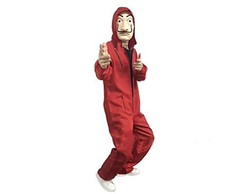 YAXAN Halloween Dali Cos Unisex Funny Costumes Onesies