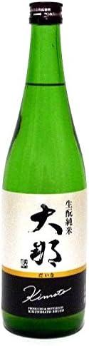 大那 特別純米 生酛造り 720ml