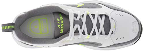 Nike Men's Air Monarch IV Cross Trainer, White-Cool Grey-Anthracite, 7 Regular US by Nike (Image #8)