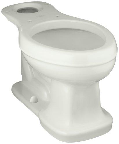 Kohler K-4067-NY Bancroft Comfort Height Elongated Bowl, Dune - Bancroft Classic Toilet