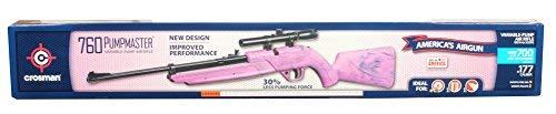 pink camo bb gun - 2