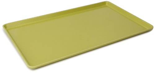 Carlisle 1219LFG076 Fiberglass Glasteel Solid Low Edge Tray, 19.00