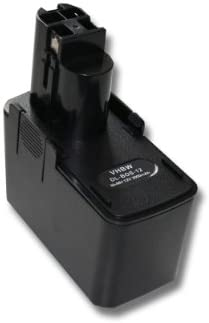 vhbw batería Ni-MH 3000mAh (12V) para herramientas GSB 12 VSP-3 ...