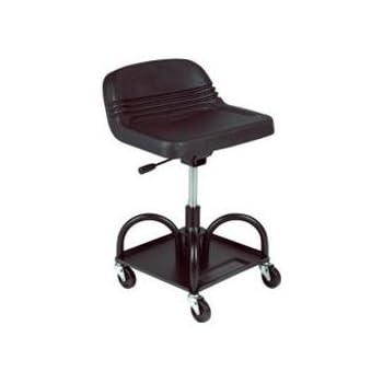 Whiteside Mfg HRAST Deluxe High Rise Adjustable Creeper Seat