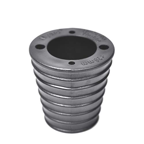 Myard MP UW38H4 Umbrella Cone Wedge Spacer for Patio Table Hole Opening or Base 1.8 to 2.4 Inch, Umbrella Pole Diameter 1 1/2