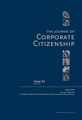 Intellectual Shamans, Wayfinders, Edgewalkers, and Systems Thinkers: Building a Future Where All Can Thrive: A special theme issue of The Journal of Corporate Citizenship (Issue 62)