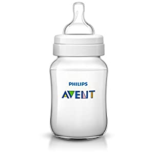 Philips Avent Classic Plus Baby Bottle, 9 Ounce