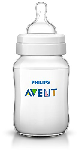Price comparison product image Philips Avent Classic Plus Baby Bottle,  9 Ounce