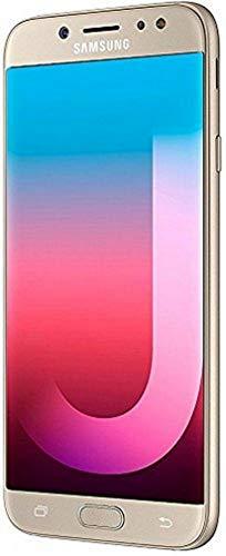 "Samsung Galaxy J7 Pro (64GB) J730G/DS - Global 4G LTE 5.5"" Full HD Dual SIM Unlocked Phone with Finger Print Sensor, International Model, No Warranty (Gold) (Renewed)"