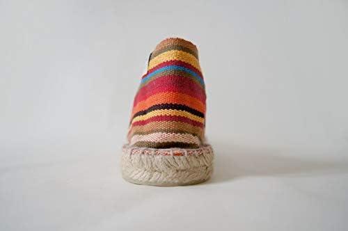 Multicolor Comillas Women Espadrille Calas 100//06-W-MS-7