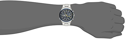 6bcb8f09fbb Amazon.com  Citizen Men s AT8020-54L Blue Angels Stainless Steel Eco-Drive  Dress Watch  Citizen  Watches