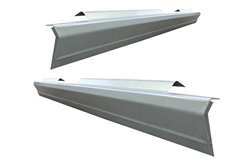 Motor City Sheet Metal - Works With 1999-2007 Silverado 4 Door Crew Cab Outer Rocker Panel Pair
