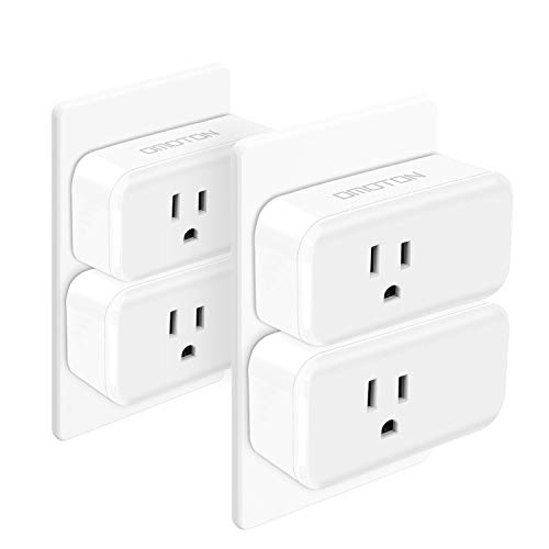 OMOTON Mini Wi-Fi Smart Plug