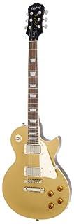 Epiphone Les Paul Standard Electric Guitar, Metallic Gold (B007JLG5JI) | Amazon Products