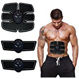 Sky Shop-PREMIUM ELECTRO 6 PACK TRAINER Complete Bundle, Arms, or Stomach with Controller Available. BEST SELLER! (COMBO PACK) Intensity Micro Combo