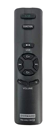 Rexez SA-D10 SA-D100 SA-D40 Home Theater Systems Remote Compatible with Sony RM-ANU156