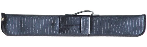 Amazon.com: Sterling Negro Alligator Taco de billar estuche ...