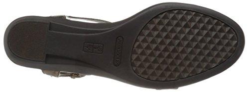Aerosoles Atomic Sintetico Sandalo con la Zeppa
