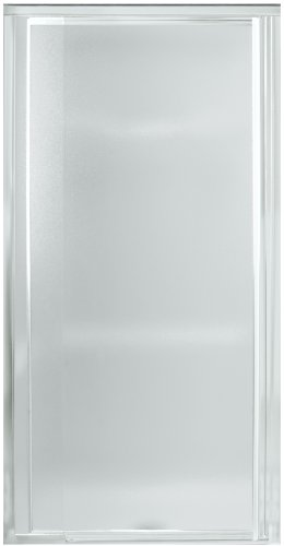 STERLING, a KOHLER Company K-1500D-31S Vista Pivot Shower Door, Silver