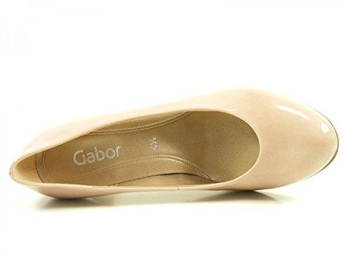 Gabor 75-210 Zapatos de tacón de material sintético mujer Rosa