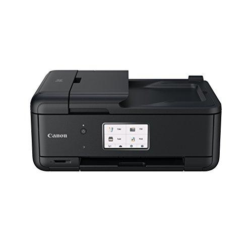 Canon PIXMA TR8550 4-in-1 Printer - Black