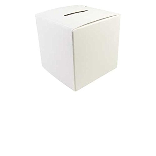 Reviews/Comments Blank Donation Box - Color Yourself for Kids, Fund Raising / Inch (Pkg )