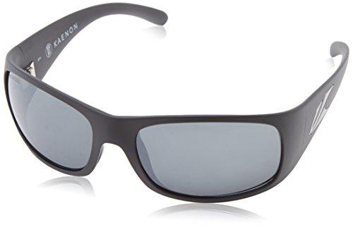 Kaenon Men's Jetty Black Label G12m Rectangular Polarized - Kaenon Sunglass