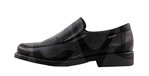 Piel Negro Blandos Caballero 305Bl Zapato qpnaxwSZTn