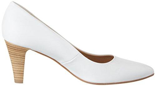 s.Oliver Damen 22402 Pumps Weiß (White 100)