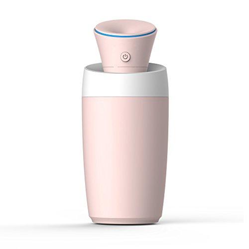 Cool humidificador - humidificador Mini - portátil humidificador - viajes - humidificador Personal - USB humidificador (rosa)