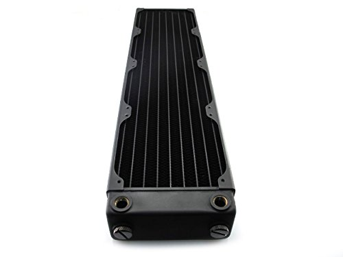 XSPC RX480 Radiator V3 for Computer Water Cooling Systems (NEW Version 3) by XSPC (Image #3)