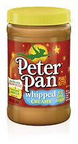 (Peter Pan Peanut Butter Whipped Creamy - 13 oz (6 pack))