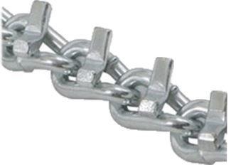EAMRTC2829 * Titan Chain Snow Tire Chains - Ladder Pattern - V-Bar Links - 1 Pair (for Light Trucks)