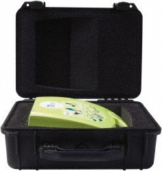 High Impact Structural Copolymer Pelican Defibrillator Case