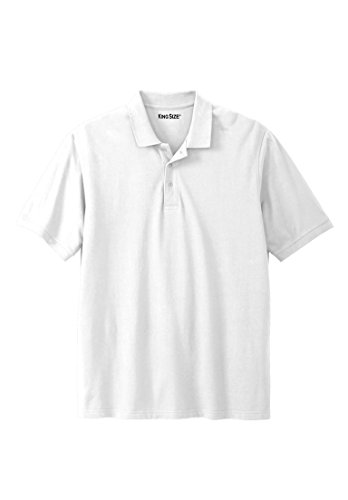 Kingsize Mens Tall Pique Shirt