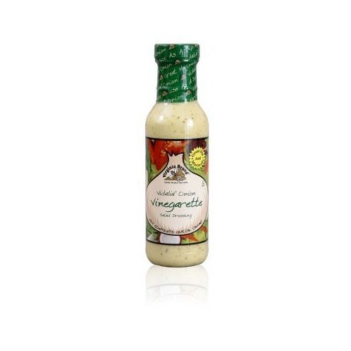 VIRGINIA BRAND SALAD DRESSING VIDALIA ONION VINEGARETTE 12 OZ