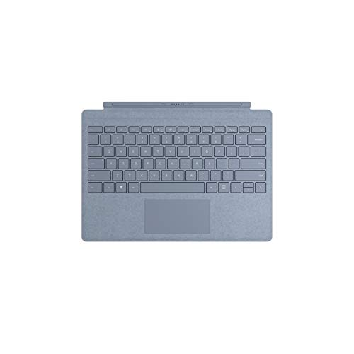 Microsoft Surface Pro Signature Type Cover - Ice Blue (Microsoft Type Cover For Surface Pro Blue)
