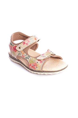 Panama Jack Caboverde Tropical Damen Outdoorsandalen Sandalen Ledersandalen Verschiedene Farben