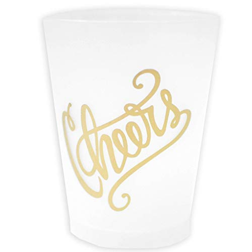 Emily McCarthy Cheers 16oz Frosted Cup -
