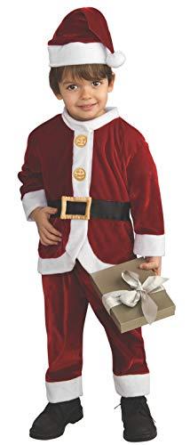 Child's Little Santa Costume, Small (Costume A Tree Christmas Sew)