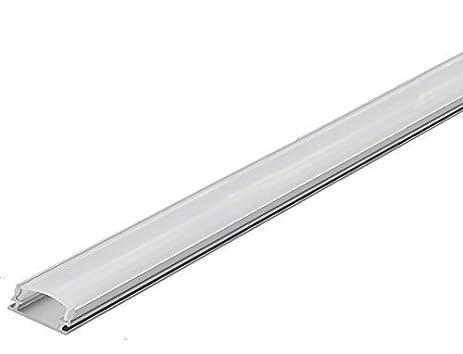 Regal lighting re u8 aluminum channel profile with frosted lens regal lighting re u8 aluminum channel profile with frosted lens diffuser cover for led strip aloadofball Images